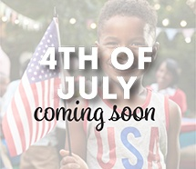 4th-of-July Coming Soon