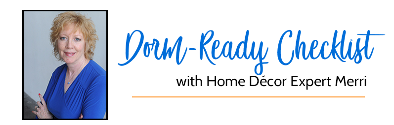 Dorm-Ready Checklist with Merri