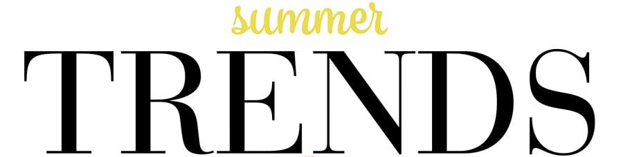 Goodwill Summer Trends
