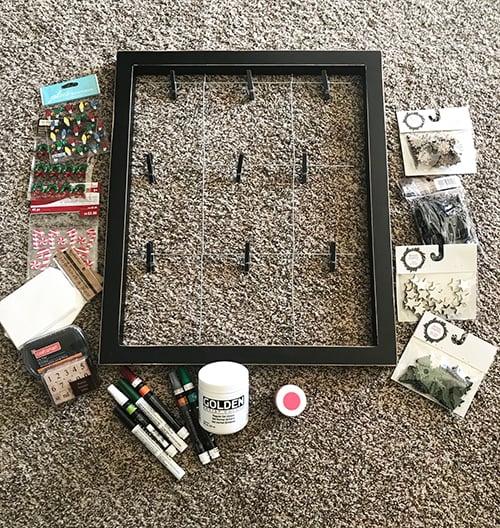 Countdown to Christmas - DIY Advent Calendar
