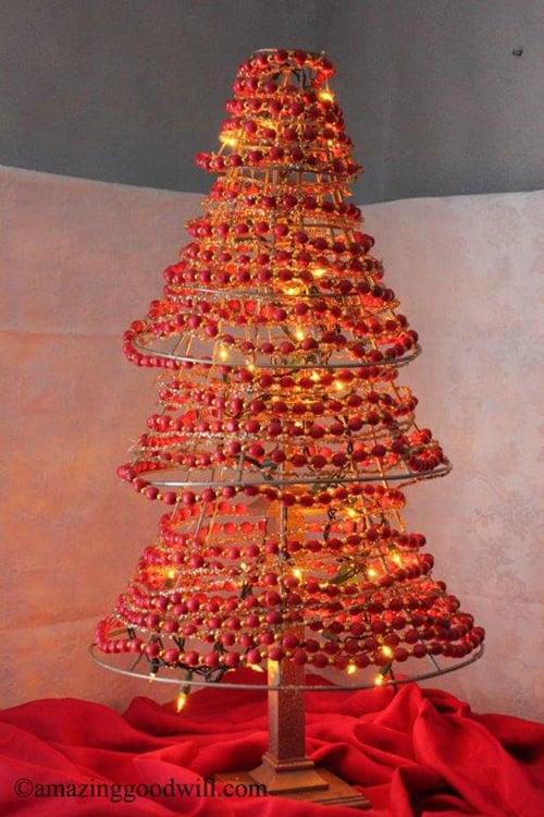 Twist on Tradition - Yarn Tree