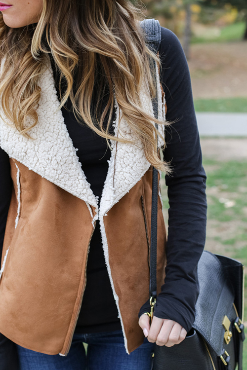 Shearling - Source Bright On the Day Blog