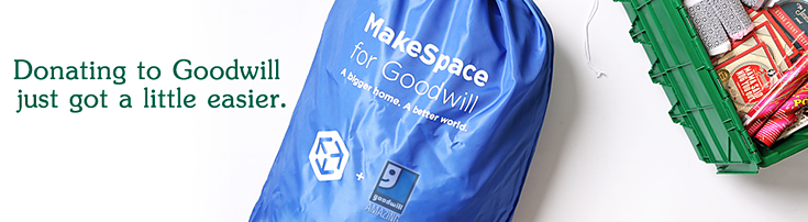 Goodwill of Chicago partners with MakeSpace