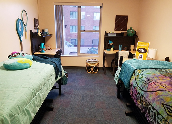 The Ultimate Dorm Room on a Budget