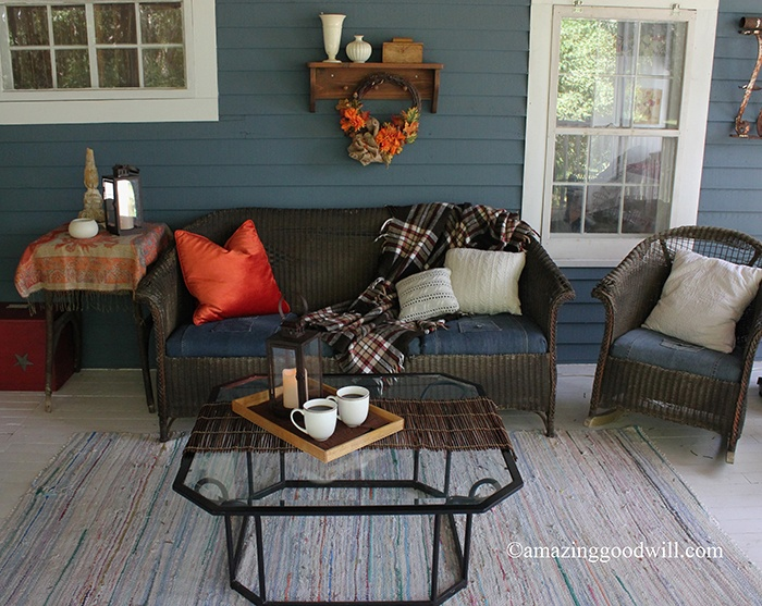 transitioning decor for fall