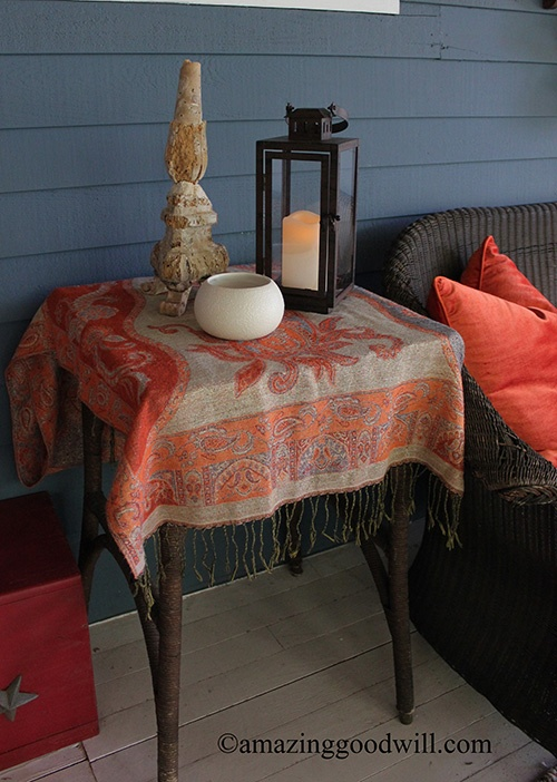 Transitioning Décor for Fall