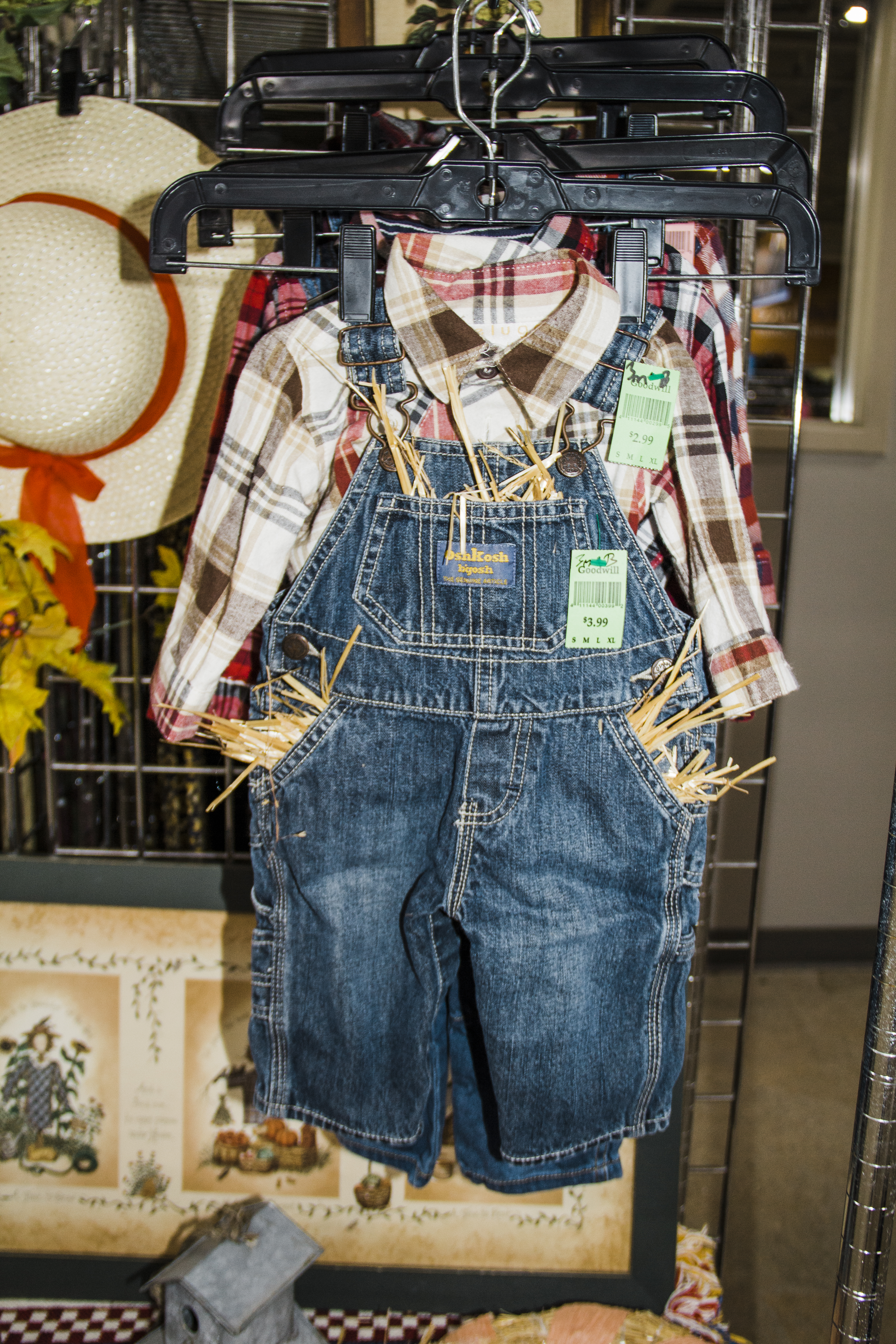 Scarecrow-kid