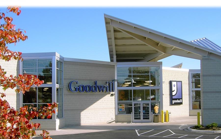 Goodwill Store & Donation Center in Kenosha, Wisconsin