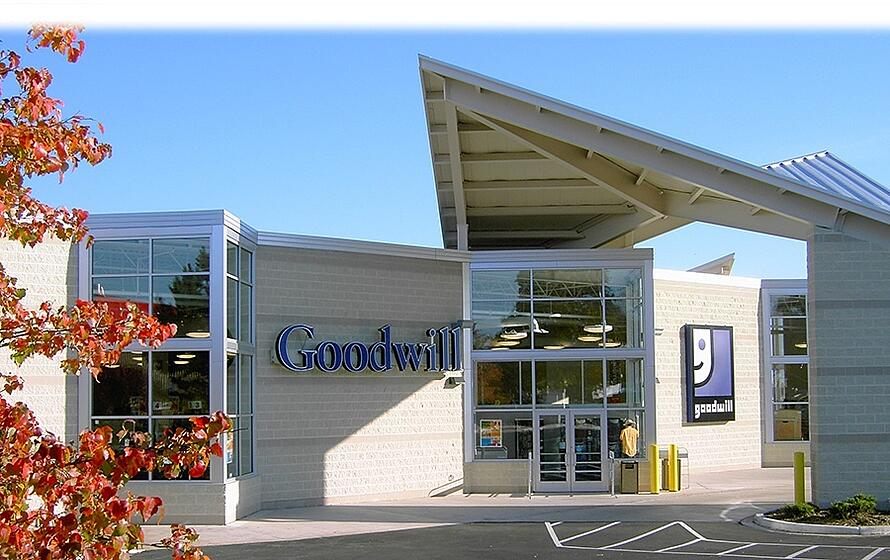 Goodwill Store & Donation Center in Kenosha, Wisconsin