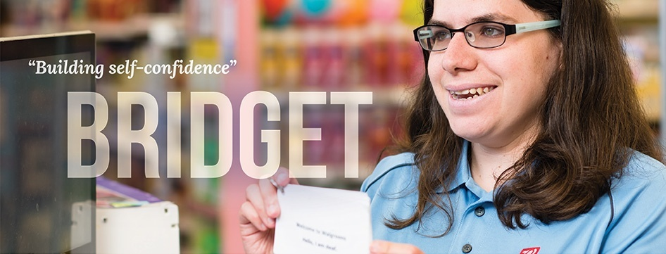 Goodwill Success Story - Bridget