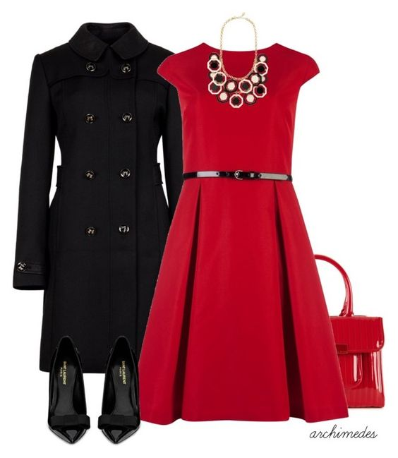 Goodwill Fall Trends - Bold Reds