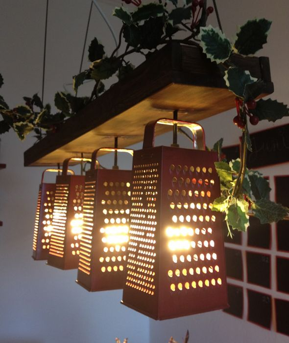 Goodwill Fall Tips and Trends - Quirky Lighting Fixtures