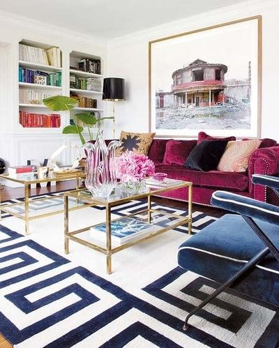 Goodwill Tips and Trends - Velvet Furniture