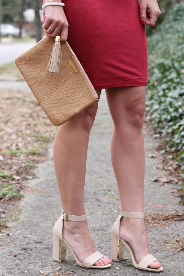 Goodwill Summer Trends - Block Heels