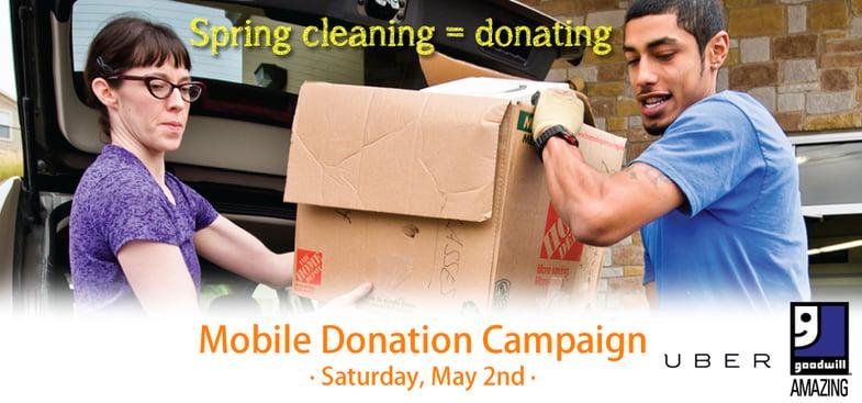Mobile Donation Campaign