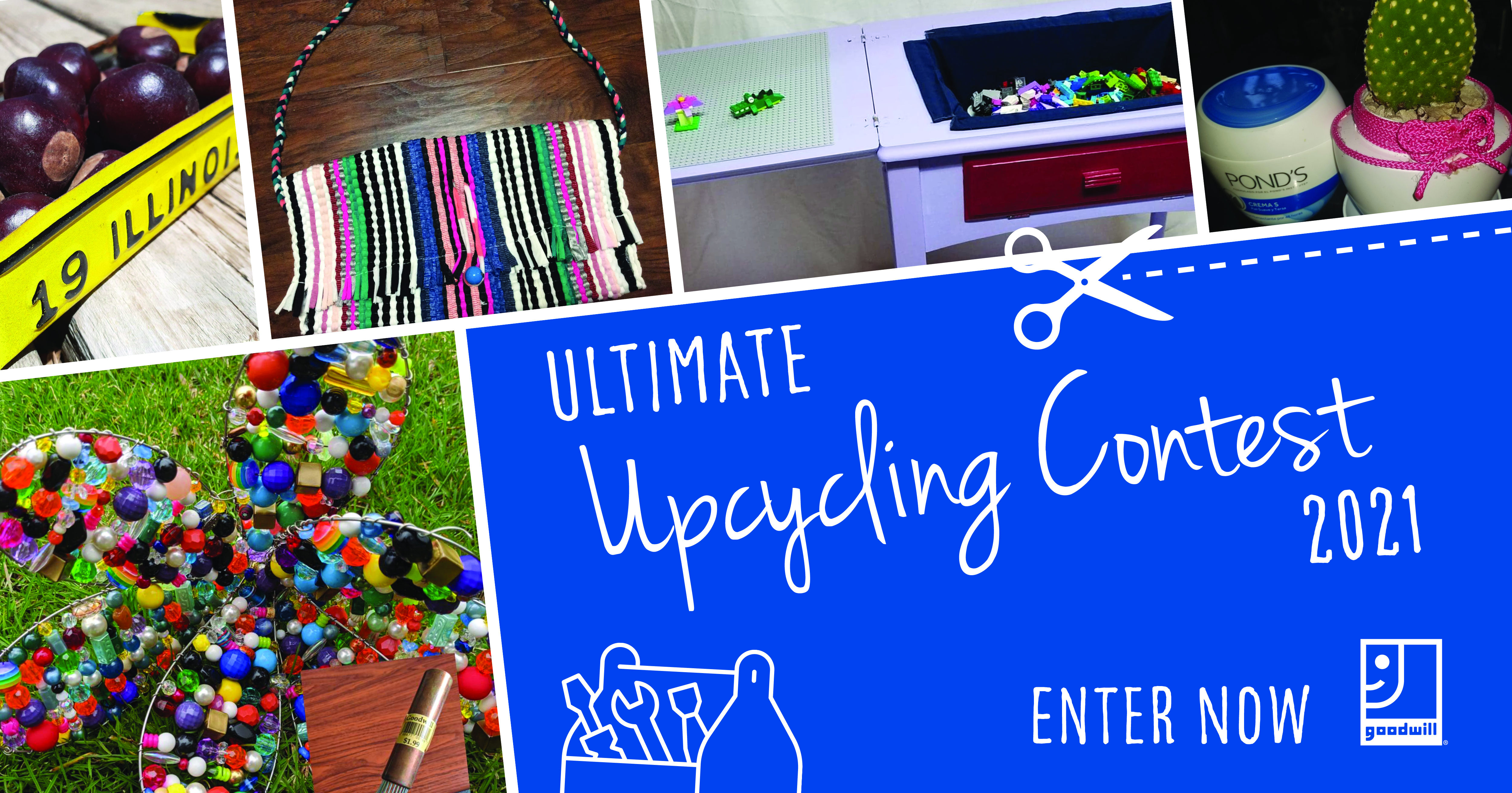 Upcycling Contest 2021