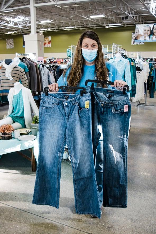 Wide Leg Jeans1