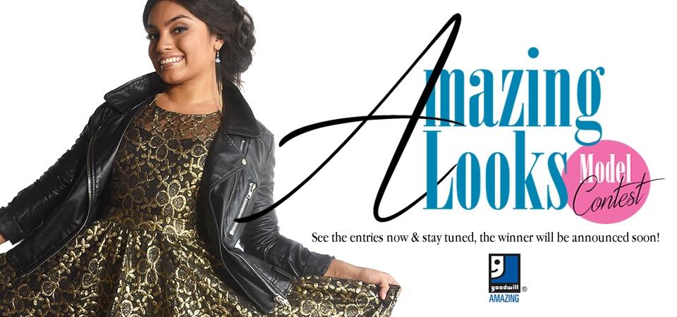Amazing Looks Model Contest Entries