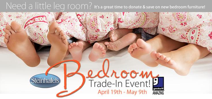 Steinhafels Bedroom Trade In Event
