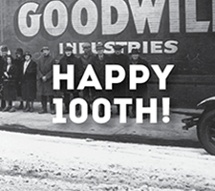 Goodwill 100th Anniversary