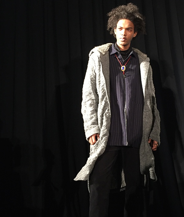 Inside Men's Fashion Week