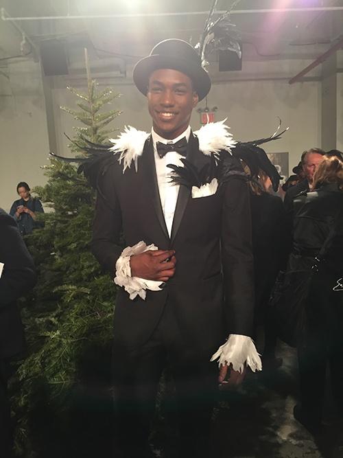 Inside Men's Fashion Week