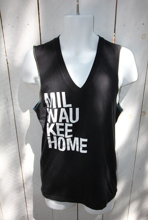 Summer Tank Top DIY