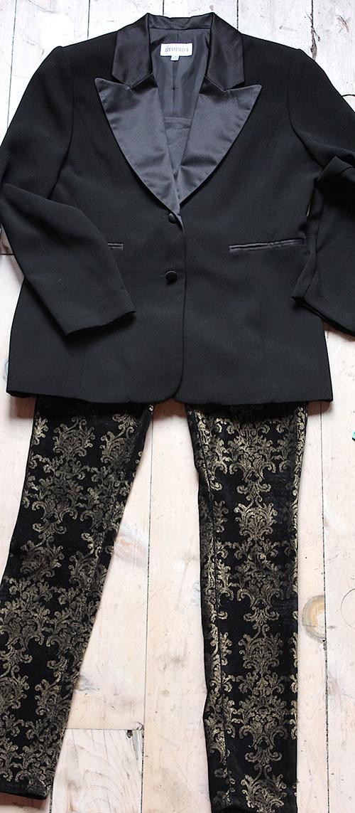 3 leggings looks