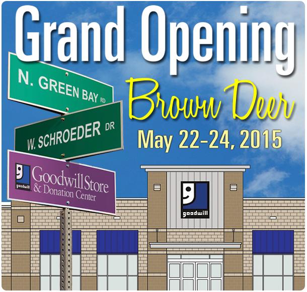 Brown Deer Grand Opening