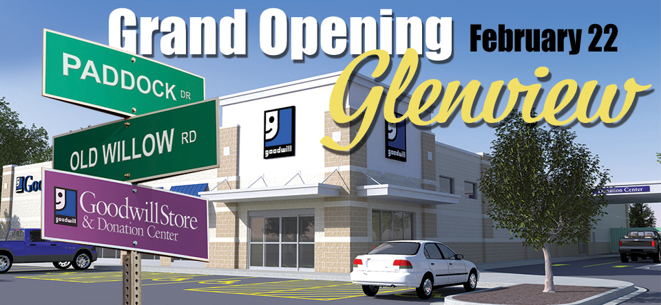 Join us for Grand Opening festivities in Glenview
