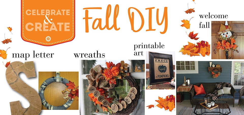 Create some Amazing Fall Decor with Goodwill