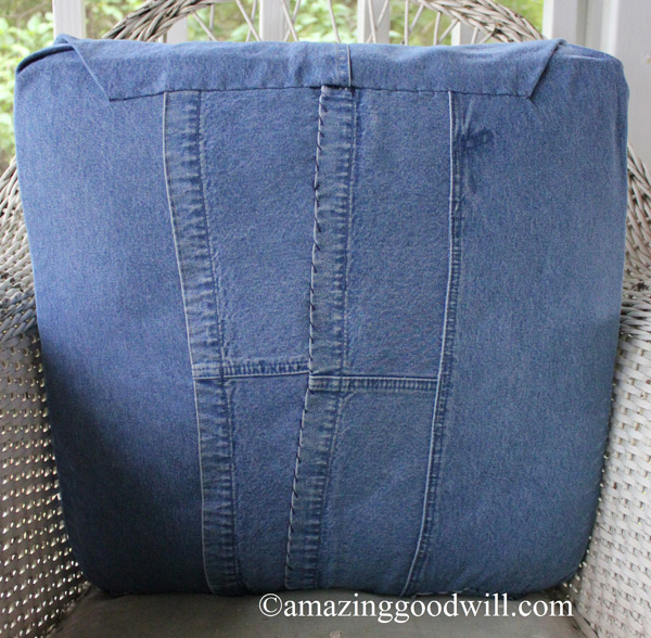 Terrific The Dynamics Of Denim For Seat Covers Theyellowbook Wood Chair Design Ideas Theyellowbookinfo