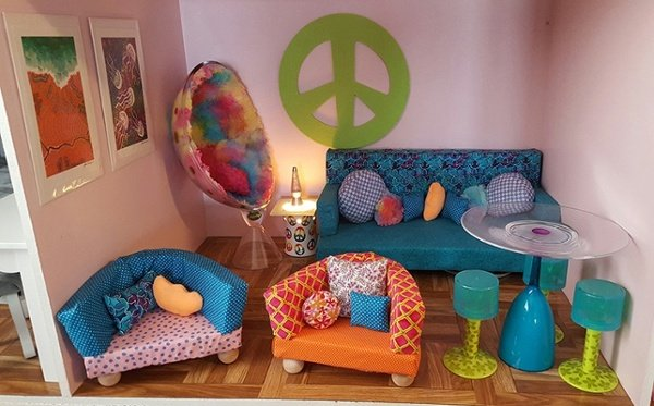 Patty G - Doll House Furniture