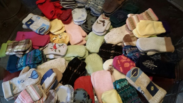 Sally F - Mittens for Homeless and Youth