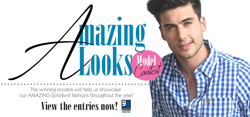Goodwill Amazing Looks Model Contest
