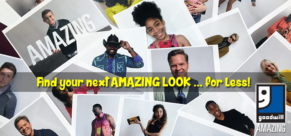 Find your next amazing look at Goodwill