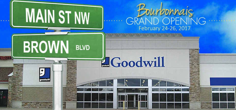 New Goodwill store coming soon to Bourbonnais