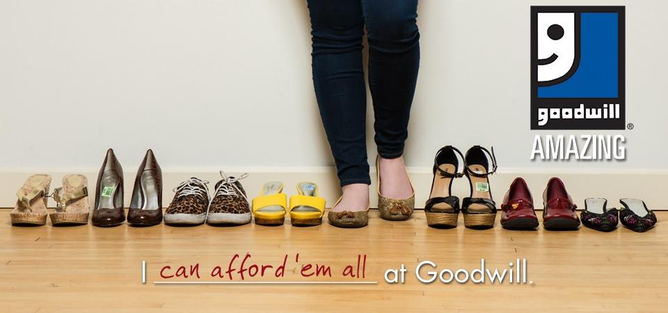Shop Goodwill!