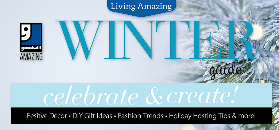 Live Amazing with Goodwill!