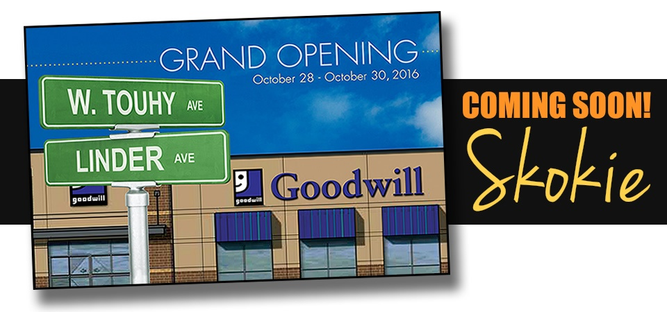 New Goodwill location coming to Skokie