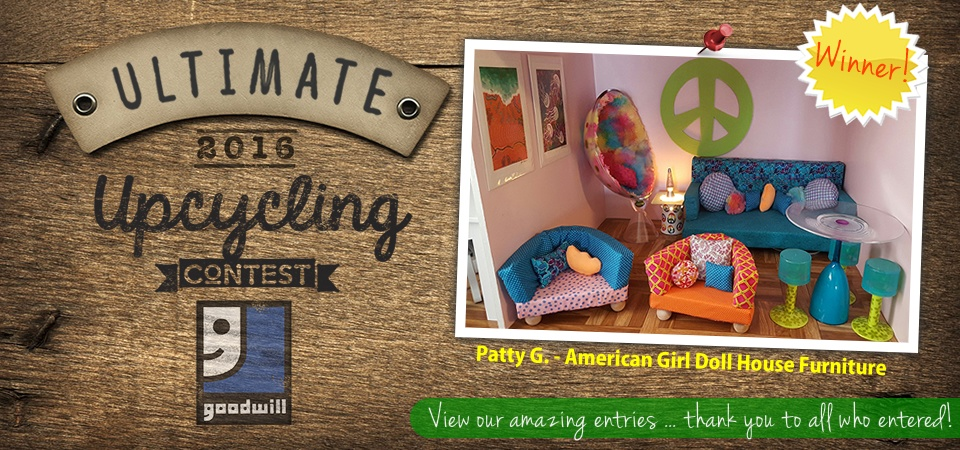 Goodwil's Ultimate Upcycling Contest