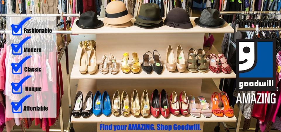 Shop Goodwill