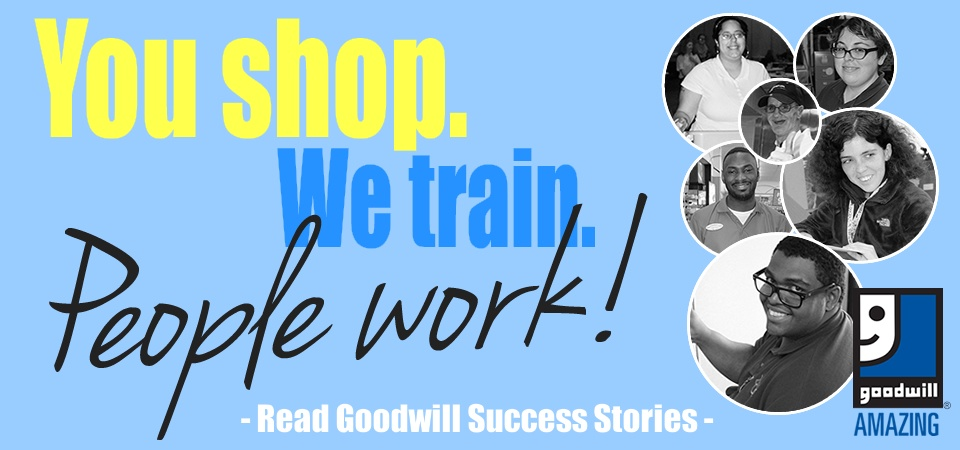 Read Goodwill Success Stories