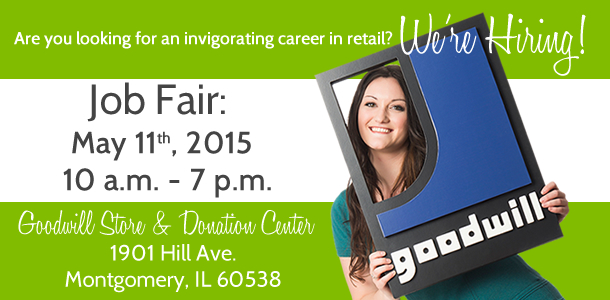Montgomery Naperville Job Fair
